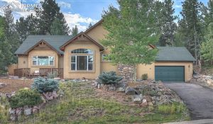 Photo of 661 Misty Pines Circle, Woodland Park, CO 80863 (MLS # 4051498)