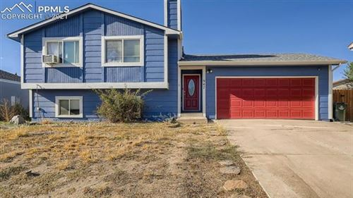 Photo of 947 Rancher Drive, Fountain, CO 80817 (MLS # 6197498)
