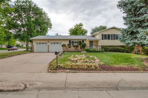 Photo of 743 Andover Street, Colorado Springs, CO 80911 (MLS # 9829498)
