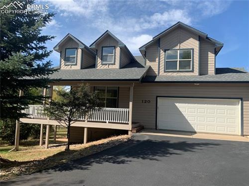 Photo of 120 RED CLOVER Court, Woodland Park, CO 80863 (MLS # 4588499)