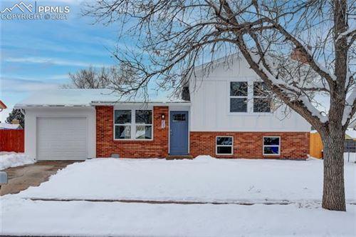 Photo of 4465 N wordsworth Circle, Colorado Springs, CO 80916 (MLS # 5860499)