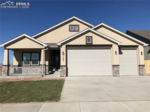 Photo of 11002 Tarbell Drive, Colorado Springs, CO 80925 (MLS # 1626500)
