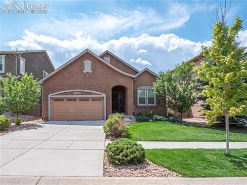 Photo of 4823 preachers hollow Trail, Colorado Springs, CO 80924 (MLS # 5436501)