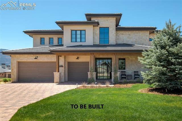 Photo for 3166 Spirit Wind Heights, Colorado Springs, CO 80904 (MLS # 7823501)