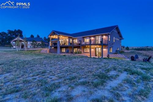 Photo of 17464 Pond View Place, Colorado Springs, CO 80908 (MLS # 4807503)