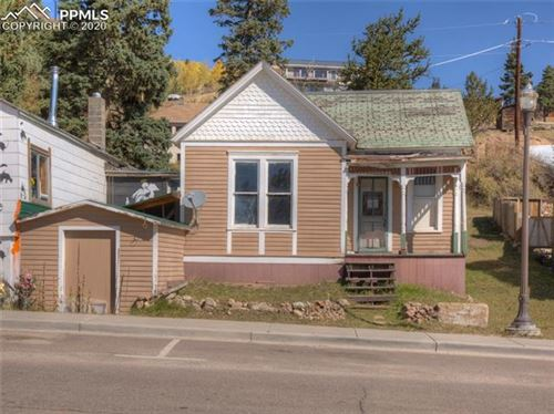 Photo of 611 Victor Avenue, Victor, CO 80860 (MLS # 6982504)