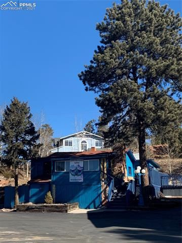 Photo of 730 E Highway 24 Highway, Woodland Park, CO 80863 (MLS # 6989506)