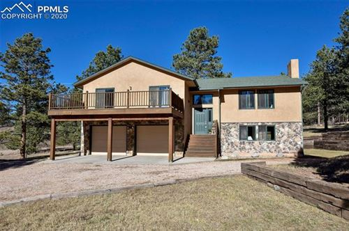 Photo of 11090 4th Street, Woodland Park, CO 80863 (MLS # 4701510)