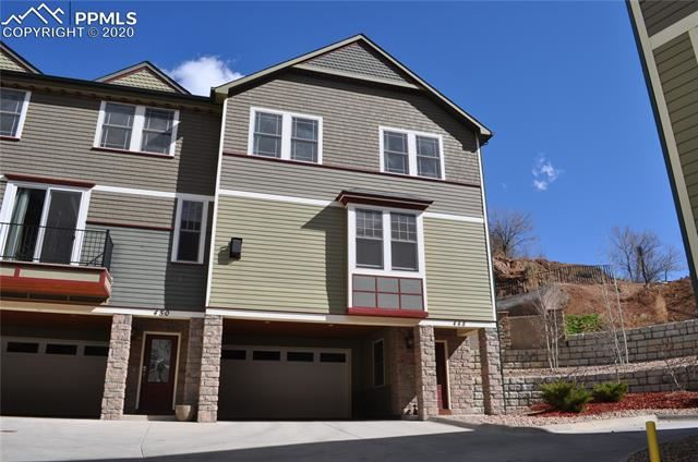 Photo for 448 Winter Street, Manitou Springs, CO 80829 (MLS # 5508510)