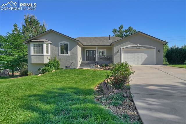 Photo for 3430 Palmer Hill Court, Colorado Springs, CO 80907 (MLS # 2546511)