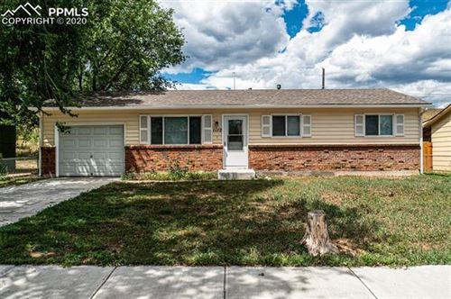 Photo of 1112 Cambridge Avenue, Colorado Springs, CO 80906 (MLS # 3424512)