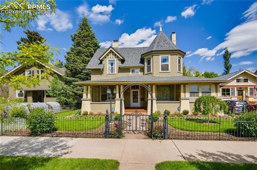 Tiny photo for 1423 N Nevada Avenue, Colorado Springs, CO 80907 (MLS # 1053513)
