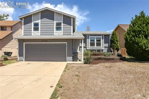 Photo of 4764 Morning Mist Drive, Colorado Springs, CO 80916 (MLS # 3928514)
