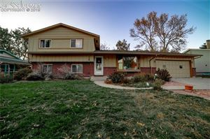Photo of 4430 Misty Drive, Colorado Springs, CO 80918 (MLS # 8342516)
