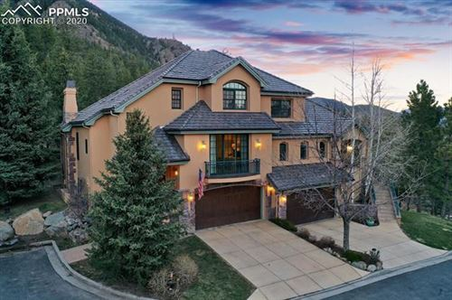 Photo of 1285 Log Hollow Point, Colorado Springs, CO 80906 (MLS # 1647517)
