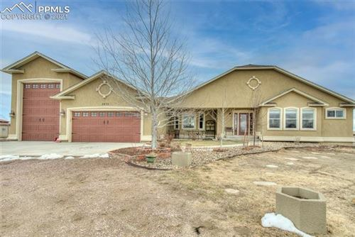 Photo of 3475 Lone Feather Drive, Colorado Springs, CO 80929 (MLS # 7950519)
