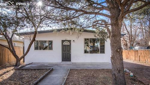 Photo of 821 Hill Road Court, Colorado Springs, CO 80909 (MLS # 3279521)
