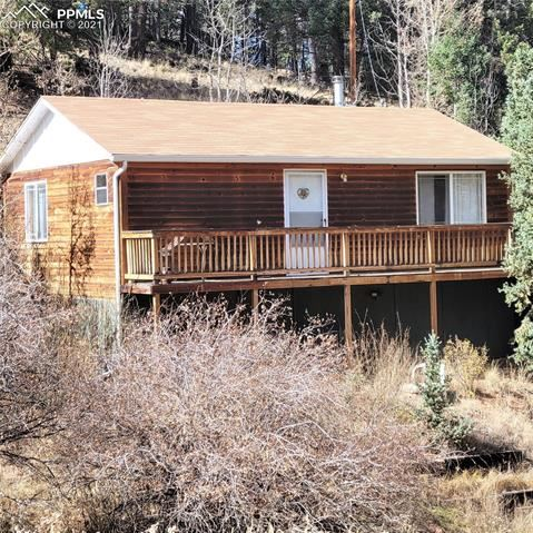 Photo of 361 Willow Road, Divide, CO 80814 (MLS # 6031521)
