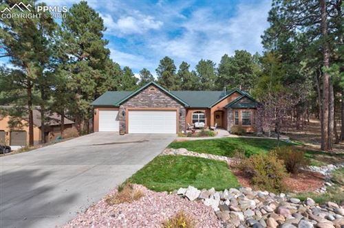 Photo of 17733 Sawmill Road, Colorado Springs, CO 80908 (MLS # 8248521)