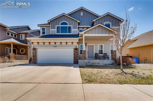 Photo of 7767 Stockton Drive, Colorado Springs, CO 80817 (MLS # 3059522)