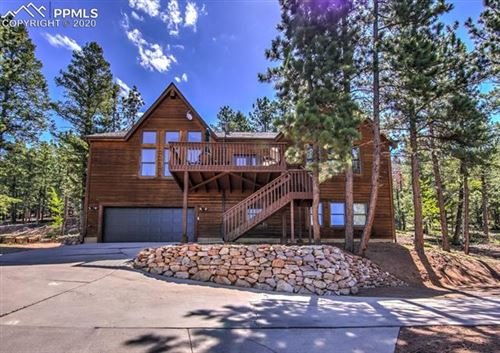 Photo of 1321 Forest Edge Road, Woodland Park, CO 80863 (MLS # 6964523)