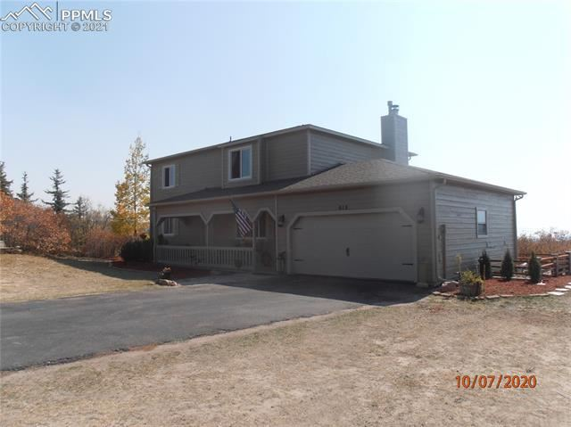 615 Harness Road, Monument, CO 80132 - #: 2275523