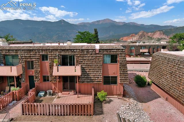 2945 Mesa Road #A, Colorado Springs, CO 80904 - #: 3818523