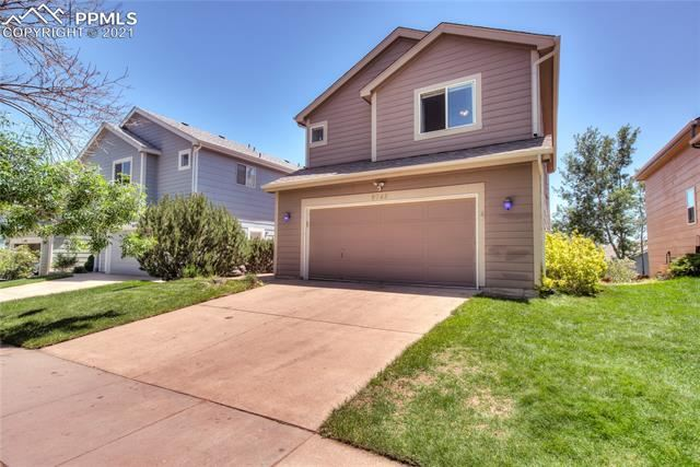 6045 Faxon Court, Colorado Springs, CO 80922 - #: 8667524