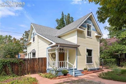 Photo of 212 N 23rd Street, Colorado Springs, CO 80904 (MLS # 2475526)