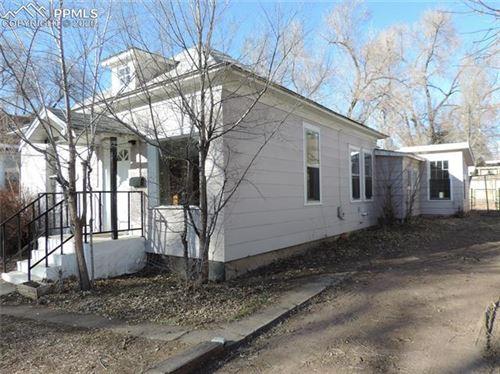 Photo of 1308 W Cucharras Street, Colorado Springs, CO 80904 (MLS # 7439526)