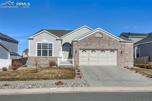Photo of 5138 Sand Hill Drive, Colorado Springs, CO 80923 (MLS # 7848526)