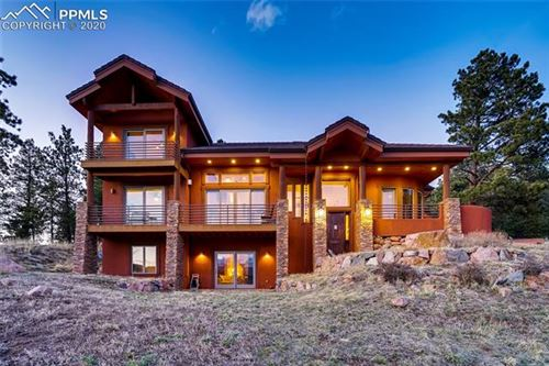 Photo of 202 Eagles Perch Place, Woodland Park, CO 80863 (MLS # 1976529)
