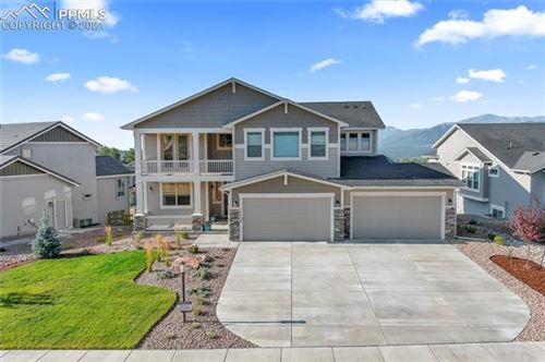 Photo of 16456 Florawood Place, Monument, CO 80132 (MLS # 4698530)