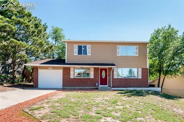 2215 Pepperwood Drive, Colorado Springs, CO 80910 - #: 3660531