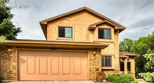 Photo of 250 Wuthering Heights Drive, Colorado Springs, CO 80921 (MLS # 2796532)
