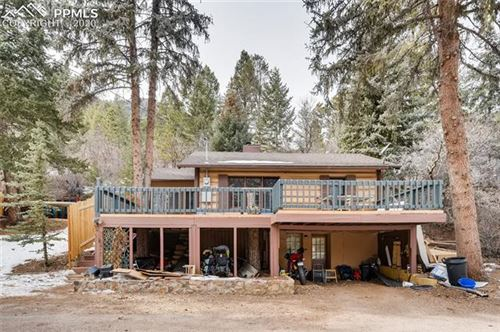 Photo of 9665 Mohawk Trail, Cascade, CO 80809 (MLS # 6773532)