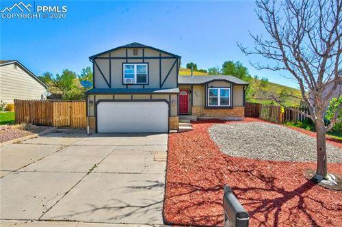 Photo of 622 Crosstrail Drive, Colorado Springs, CO 80906 (MLS # 9719533)