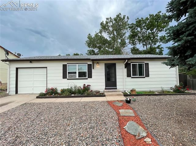 4945 Ivor Drive, Colorado Springs, CO 80916 - #: 2824533