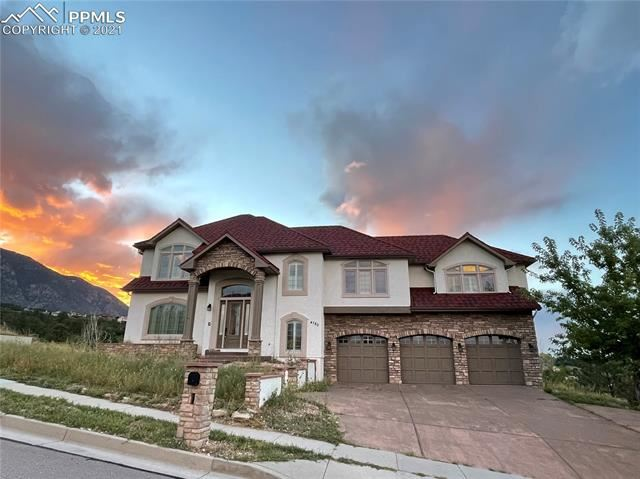 Photo for 4780 Broadmoor Bluffs Drive, Colorado Springs, CO 80906 (MLS # 2306536)