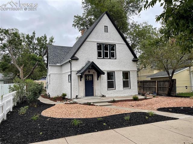 1124 W Colorado Avenue, Colorado Springs, CO 80904 - #: 2495536