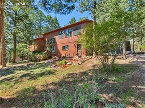 Photo of 1110 Forest Hill Road, Woodland Park, CO 80863 (MLS # 2140537)