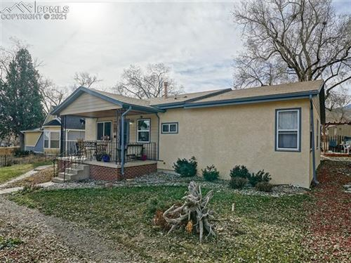 Photo of 2515 Ehrich Street, Colorado Springs, CO 80904 (MLS # 5305537)