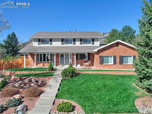 Photo of 4310 Stonehaven Drive, Colorado Springs, CO 80906 (MLS # 5811537)