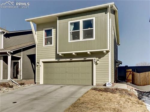 Photo of 865 Grissom Drive, Colorado Springs, CO 80915 (MLS # 7176537)