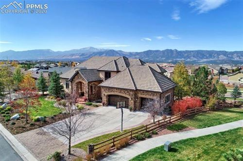 Photo of 2205 Rainbows End Point, Colorado Springs, CO 80921 (MLS # 5190539)