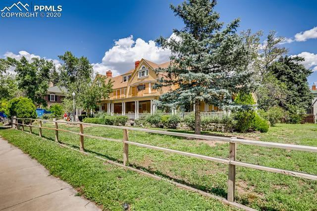Photo for 1315 Wood Avenue #1, Colorado Springs, CO 80903 (MLS # 4951539)