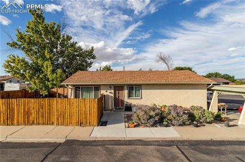 Photo of 1 HEATHERWOOD Lane, Pueblo, CO 81008 (MLS # 6731540)