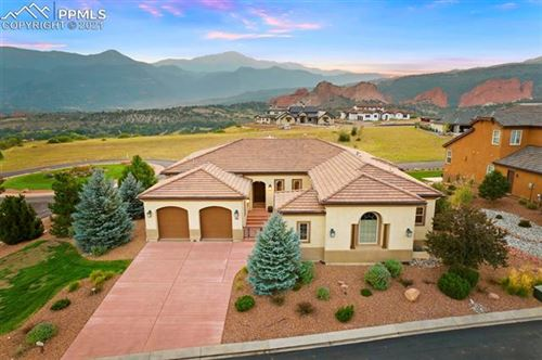 Photo of 2912 Cathedral Park View, Colorado Springs, CO 80904 (MLS # 4759541)