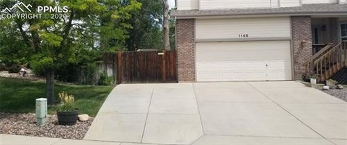 Tiny photo for 1145 Marlstone Place, Colorado Springs, CO 80904 (MLS # 9382541)