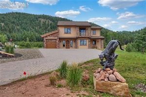 Photo of 841 Majestic Parkway, Woodland Park, CO 80863 (MLS # 4334542)